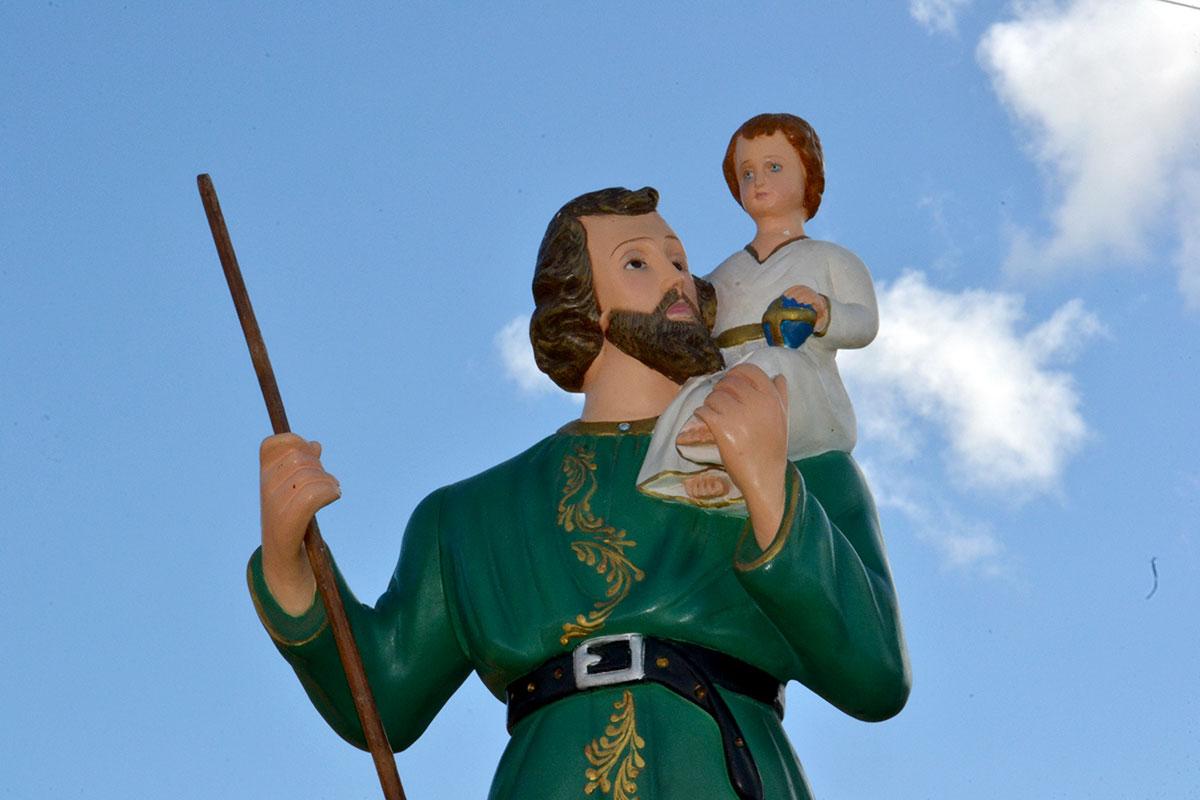 Desfile de São Cristovão em Caetité
