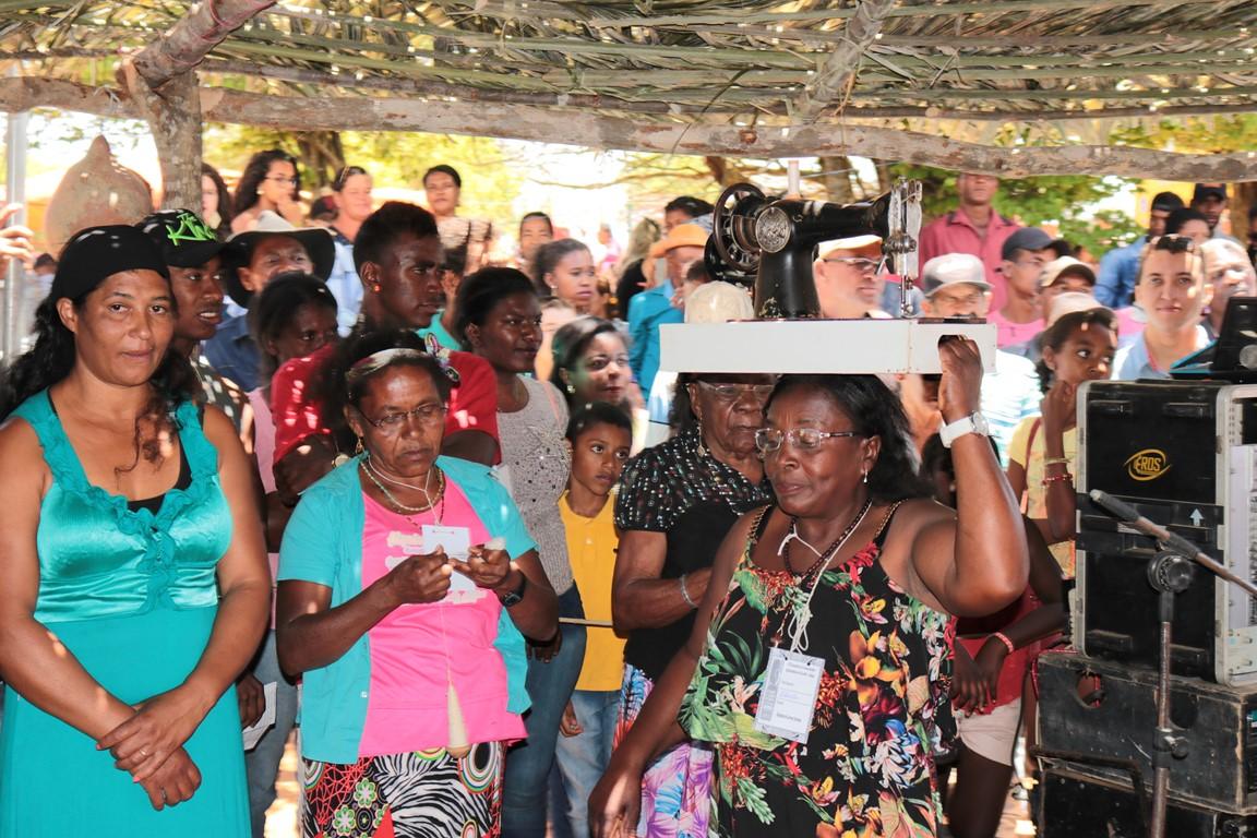 IX Encontro de Comunidades Quilombolas é realizado em Caetité