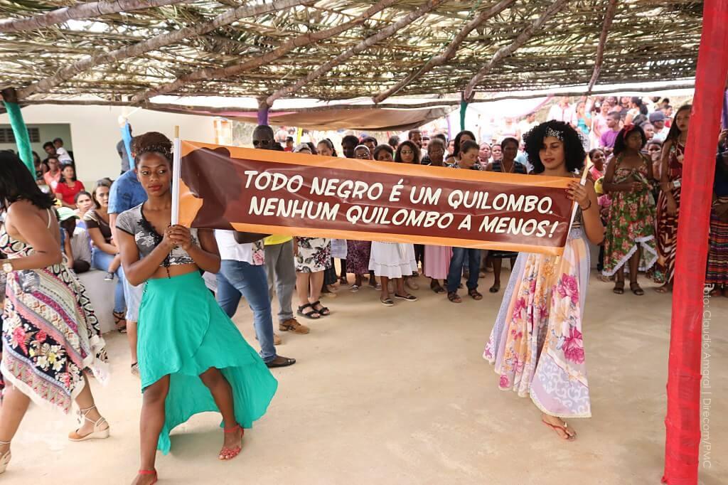 Comunidade do Sapé sediou o 10º Encontro das Comunidades Quilombolas de Caetité