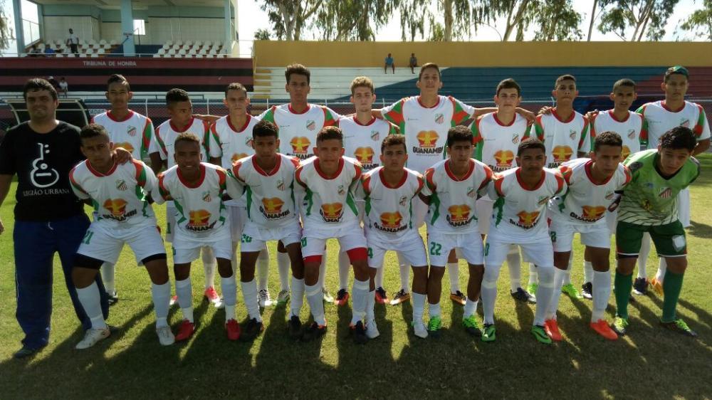 Portuguesa de Mandacaru e Bahia fazem a Final do Campeonato Guanambiense SUB-17