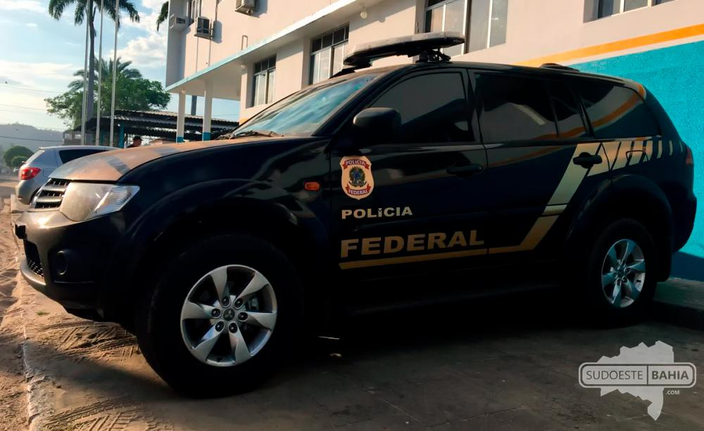 Foto: Divulgação | Polícia Federal