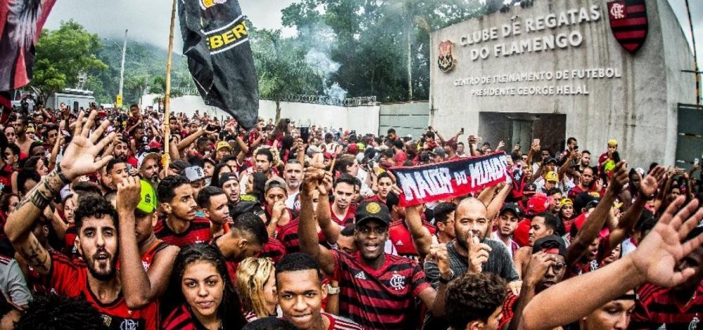 Foto: Alexandre Vidal | Flamengo