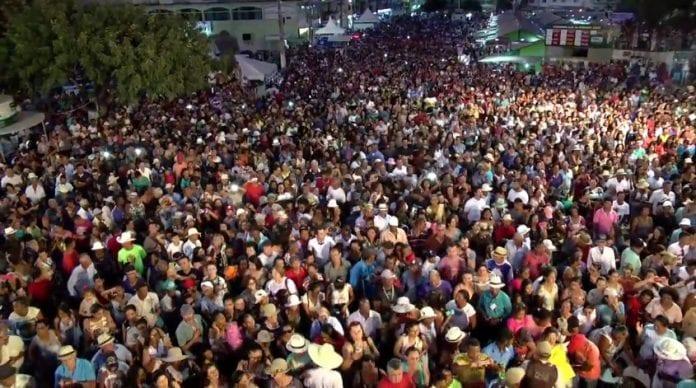 Romaria da Soledade reuniu cerca de 400 mil pessoas em Bom Jesus da Lapa