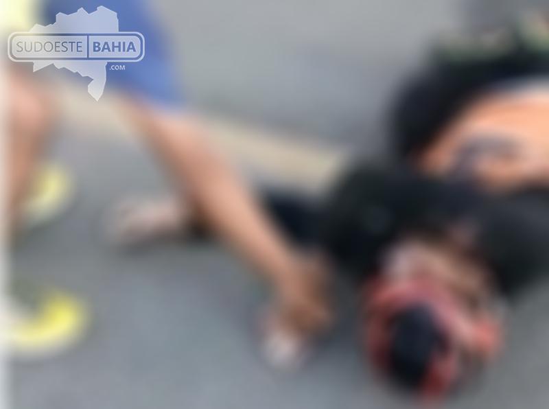 Paratleta morre atropelado durante a tradicional corrida do Suruá em Guanambi