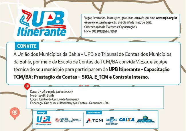 Foto: Divulgação | UPB