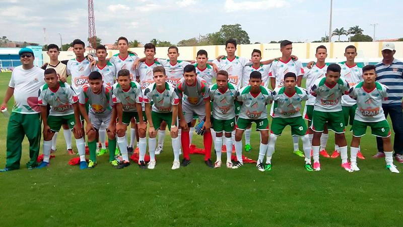 Guanambi: Portuguesa de Mandacaru estreia com empate no Sub 17