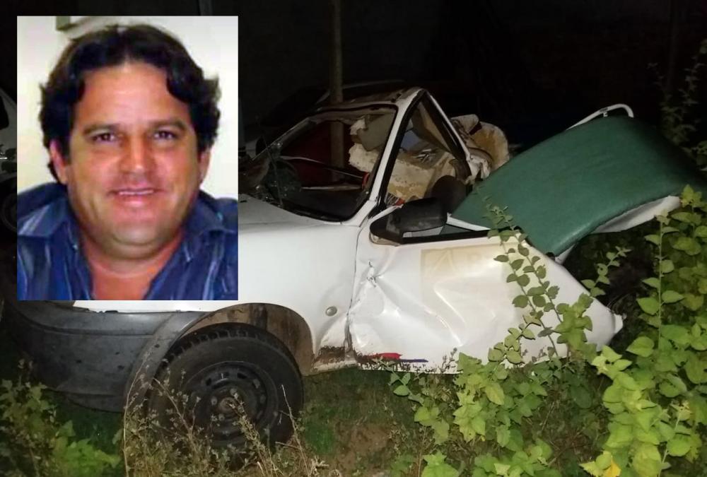 Motorista de ambulância do município de Caetité morre em acidente na BR-030, em Guanambi