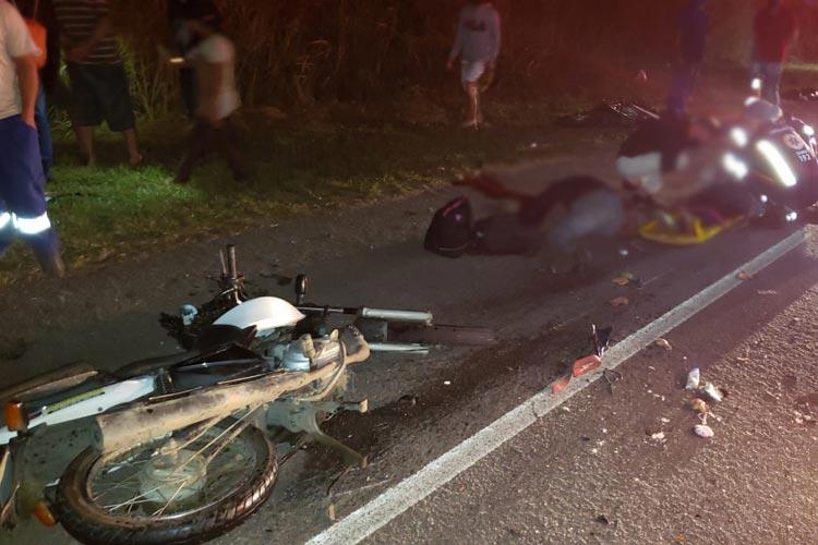 Região: três pessoas morrem e uma fica em estado grave em acidente ...