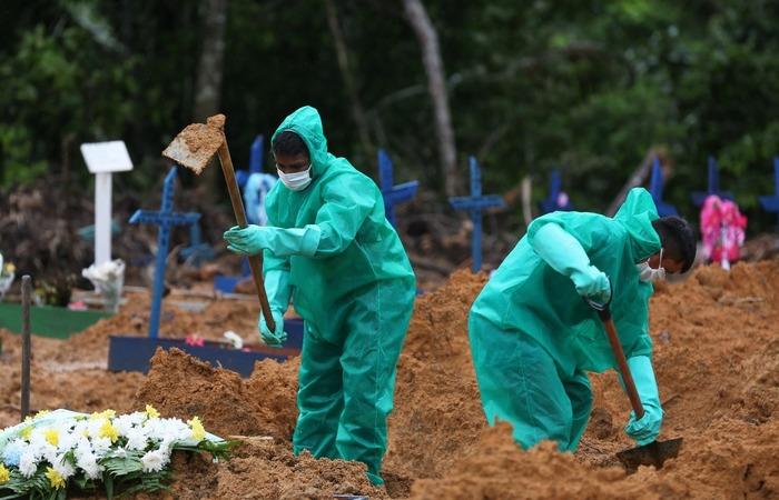 Foto: Michael Dantas | AFP