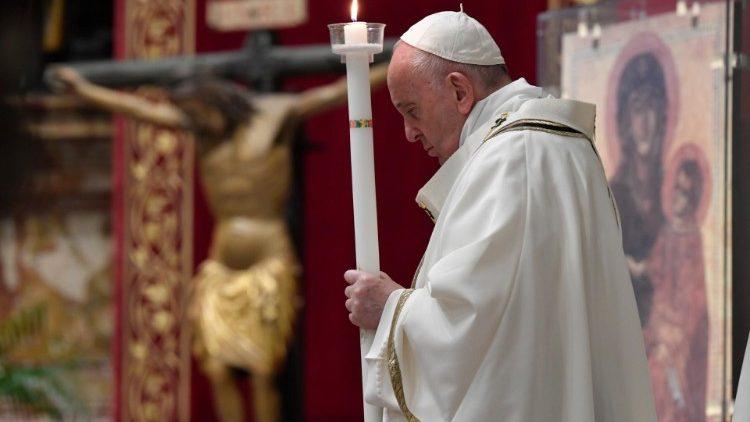 Foto: Reprodução | Vatican News