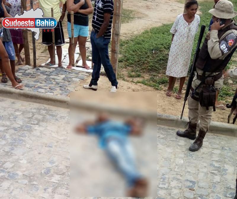 Três homicídios foram registrados neste final de semana em Bom Jesus da Lapa