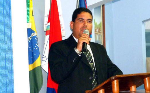 Vereador Marcelo Nogueira | Foto: Reprodução