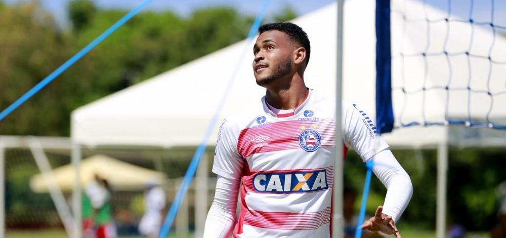 Júnior Brumado, do Bahia, é vendido a clube dinamarquês por R$ 9,5 mi