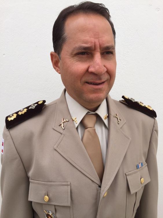 Tenente-Coronel Irlando Oliveira - Foto: Divulgação