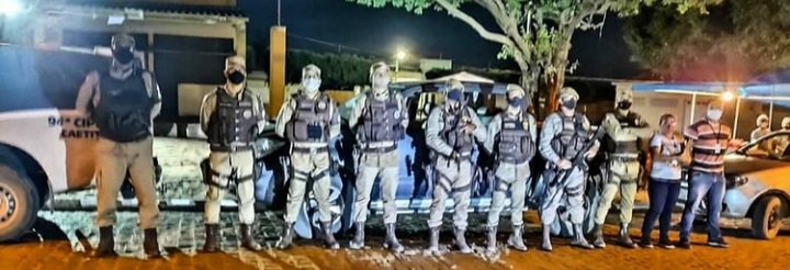 Foto: Divulgação | PM-BA