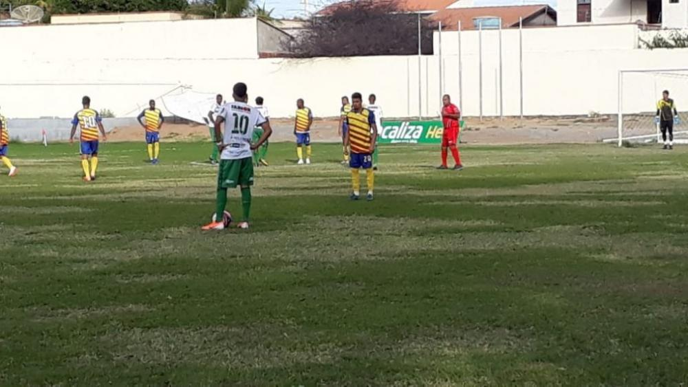 Vitória da Conquista vence o Guanambi na 2ª rodada do Intermunicipal