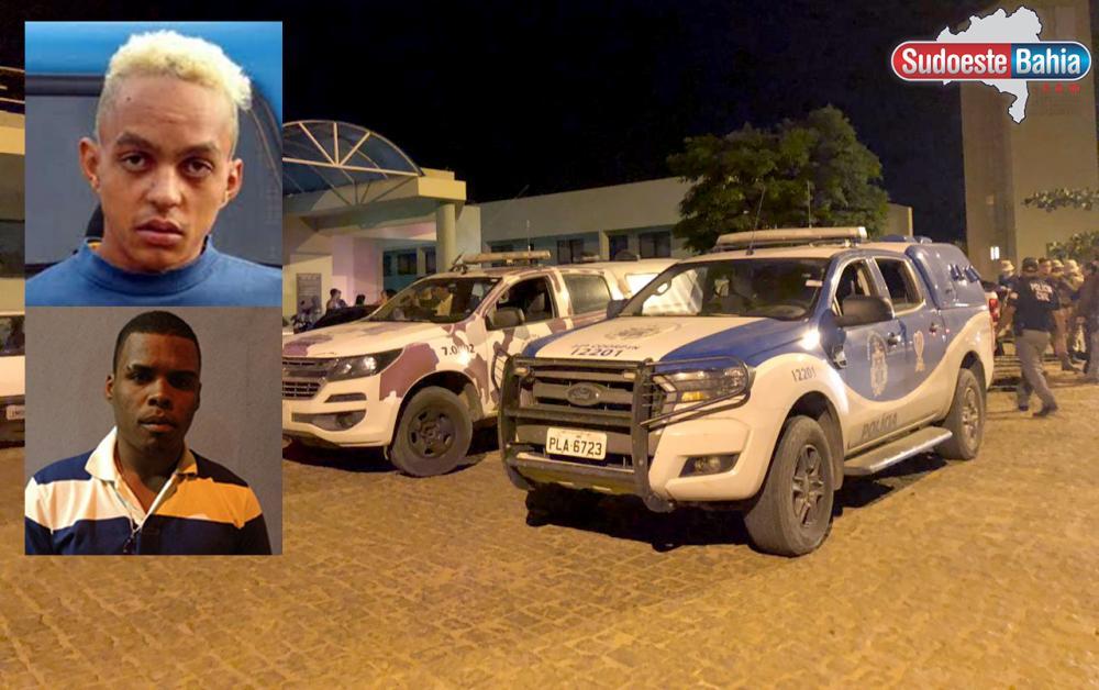 Dois fugitivos da Cadeia de Caetité morrem em confronto com a polícia