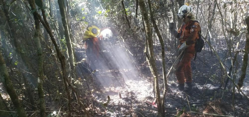Foto: Divulgação | Corpo de Bombeiros