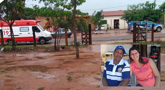 Mulher é morta a facadas por ex-marido na zona rural de Caetité
