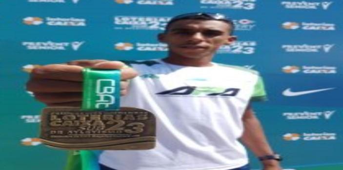 Guanambiense é  bronze no Campeonato Brasileiro de Atletismo