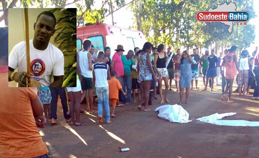 Homem é morto com golpe de facão no pescoço, em Caetité