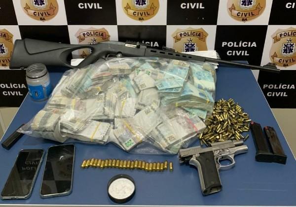 Foto: Divulgação   Policia Civil