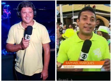 TV Bahia demite os jornalistas Jony Torres e Raphael Marques