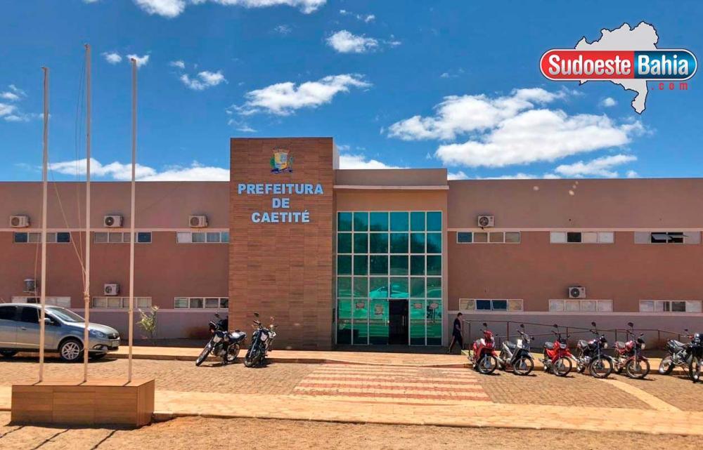 Prefeito de Caetité decreta estado de emergência administrativa por 60 dias