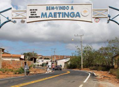Foto: Reprodução | Prefeitura de Maetinga