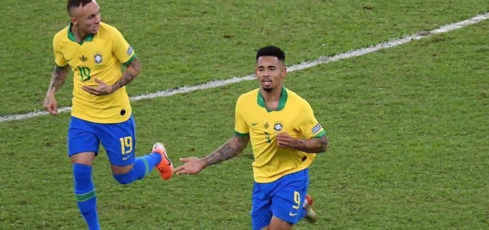 Brasil vence o Peru e sagra-se campeão da Copa América 2019