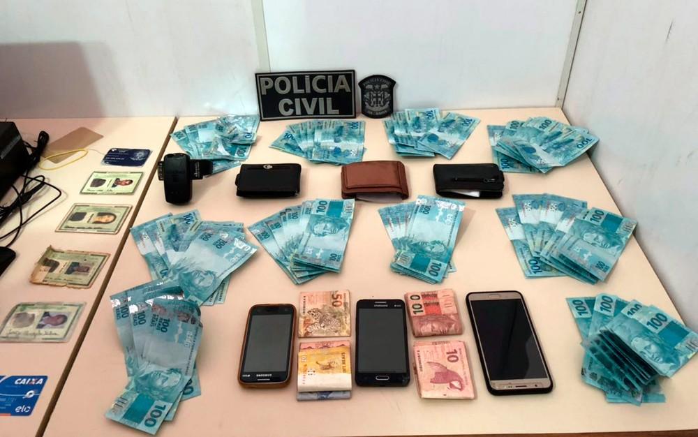 Foto: Divulgação | Polícia Civil
