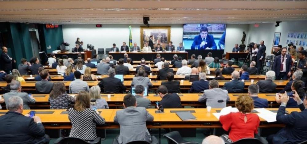 Foto: Pablo Valadares   Agência Câmara