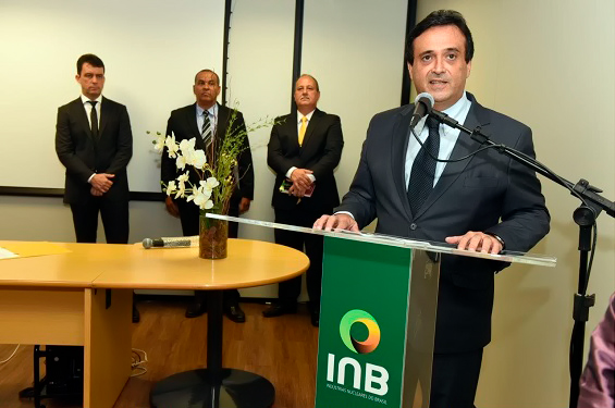 João Carlos Derzi Tupinambá - Foto: Divulgação | INB