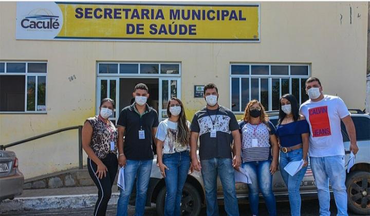 Foto: Reprodução| Prefeitura de Caculé