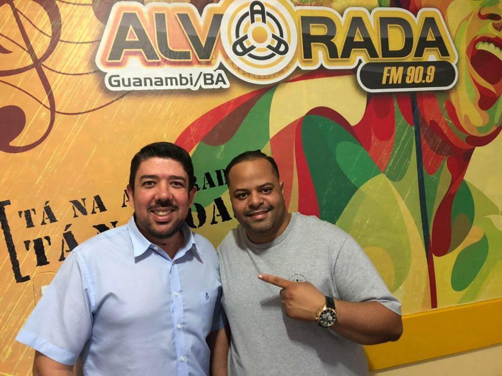 Foto: Divulgação | Radio Alvorada FM