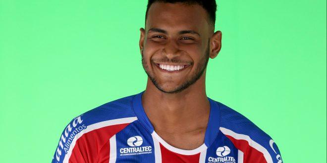 Joia do Bahia, Junior Brumado é convocado para seleção Sub-20