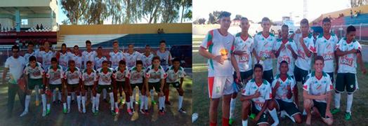Guanambi: Em jogo emocionante, Portuguesa de Mandacaru vence Bahia de Guanambi no Sub 17
