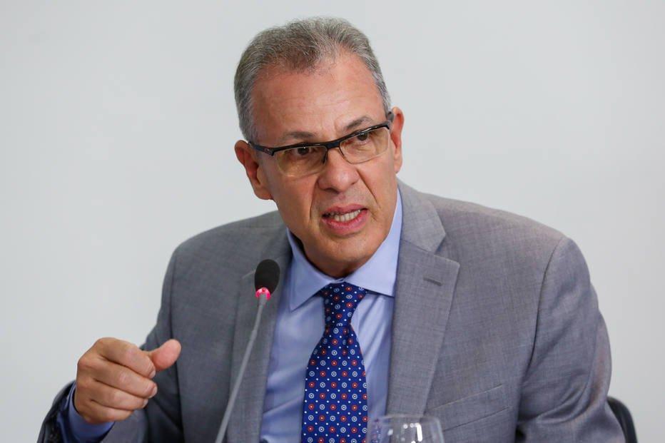 O ministro de Minas e Energia, Bento Albuquerque. Foto: Carolina Antunes | PR