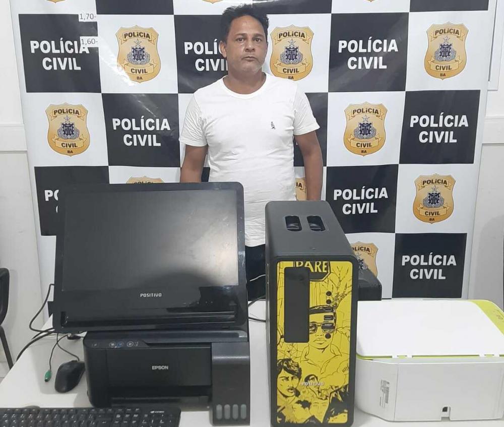 Foto: Divulgação | PC-BA