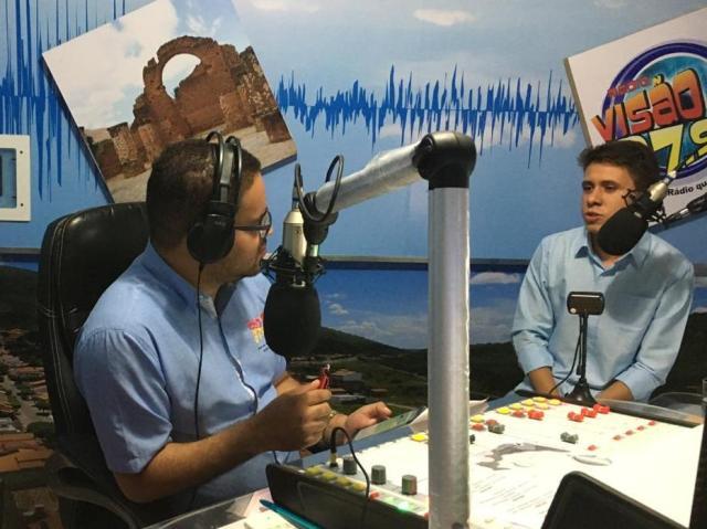 Foto: Divulgação | Radio Visão FM