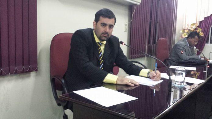 Wesley Aguiar / Presidente da Câmara