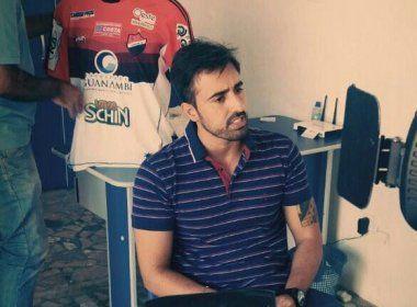Conselheiro do Fla de Guanambi anuncia parceria para levar time de volta ao Campeonato Baiano