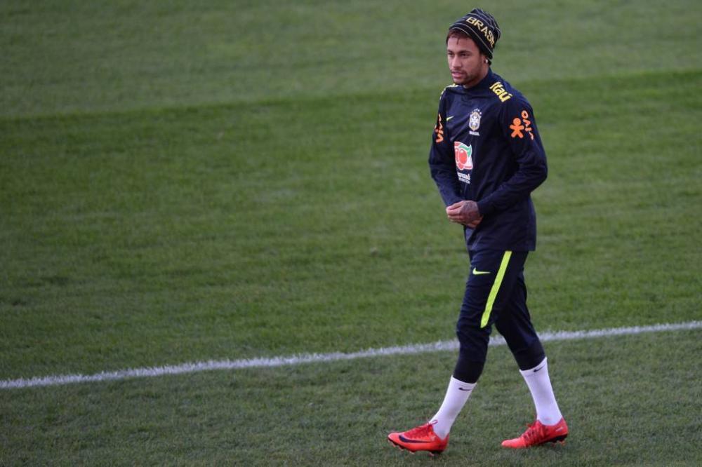 Neymar avisa que não sente mais dores