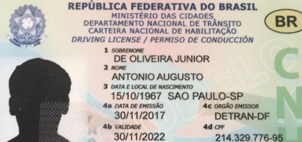 Foto: Divulgação   Denatran