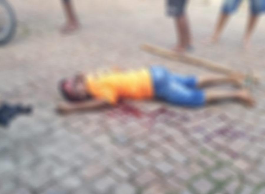 Homem é morto com tiros de espingarda calibre 12 emIgaporã; polícia suspeita de acerto de contas