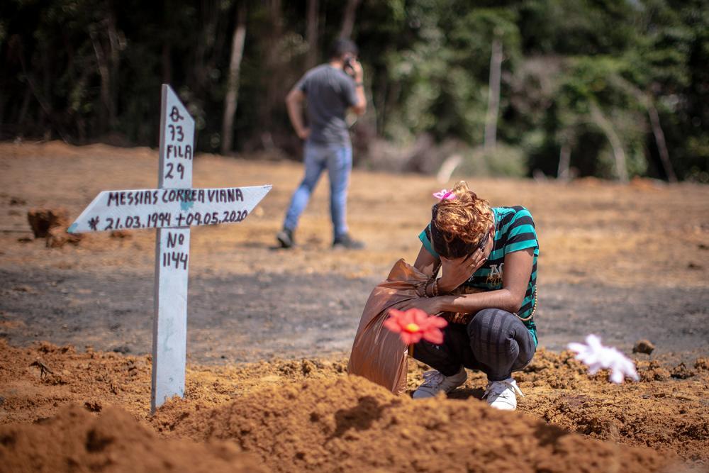Bahia registra 68 novas mortes por Covid-19 e mais 4.253 casos da doença em 24h