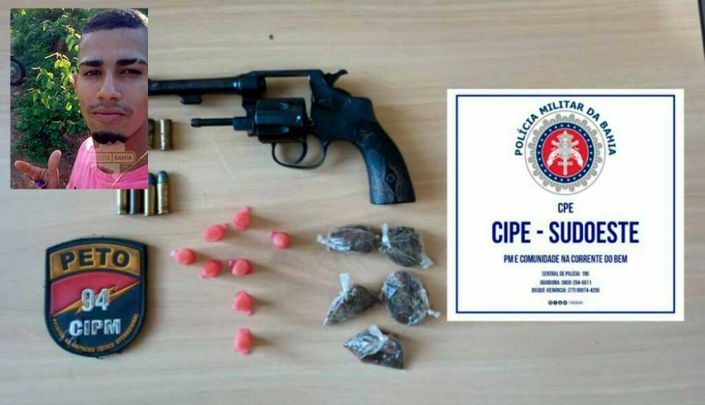 'Matador do tráfico' morre após troca de tiros com a polícia em Caetité