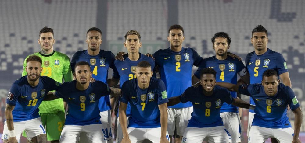 Jogadores fazem manifesto contra Copa América, mas recusam boicote à competição