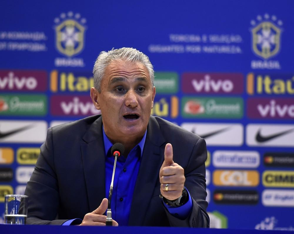 Sem surpresas, Tite anuncia os 23 convocados para a Copa do Mundo da Rússia; Veja a lista