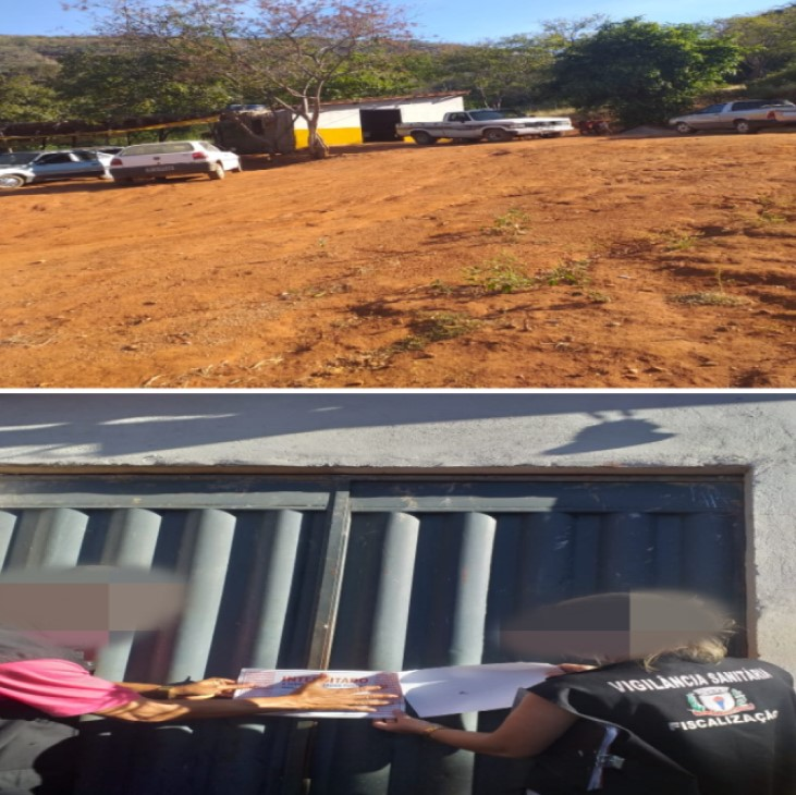 Foto: Divulgação | Vigilância Sanitária